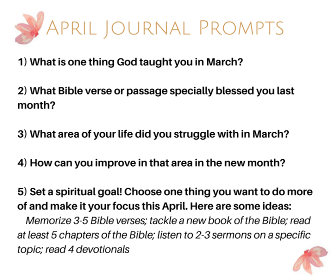 What is one thing God taught you in March_What Bible verse or passage specially blessed you last month_What area of your life did you struggle with in March_How can you improve in that area in the new month_Set a (1).png